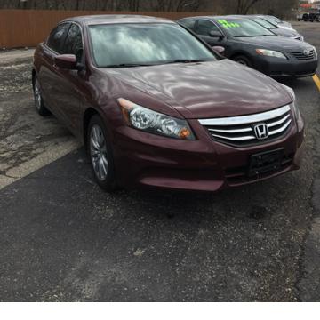2011 Honda Accord for sale in Topeka, KS