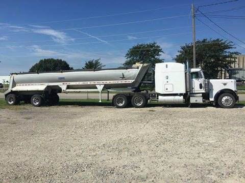 1998 Alumatec 39 Ft Trailer
