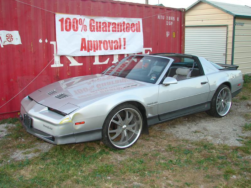 1986 pontiac firebird for sale in topeka ks for Scranton motors vernon connecticut