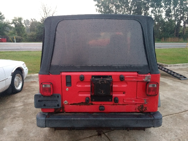 2003 Jeep Wrangler 2dr Sport 4WD SUV - Monroe MI