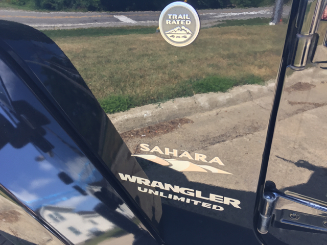 2007 Jeep Wrangler Unlimited 4x4 Sahara 4dr SUV - Monroe MI