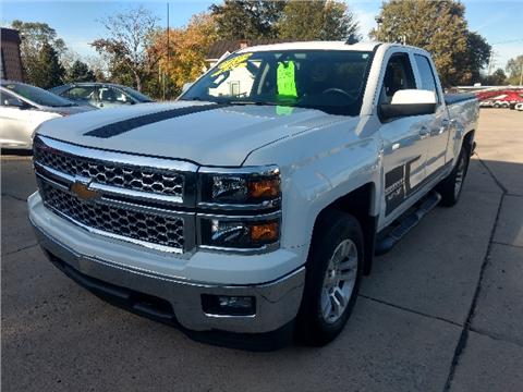 2015 Chevrolet Silverado 1500 for sale in Monroe, MI