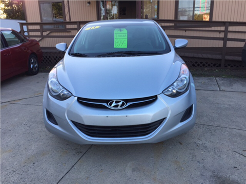 2013 Hyundai Elantra for sale in Monroe, MI