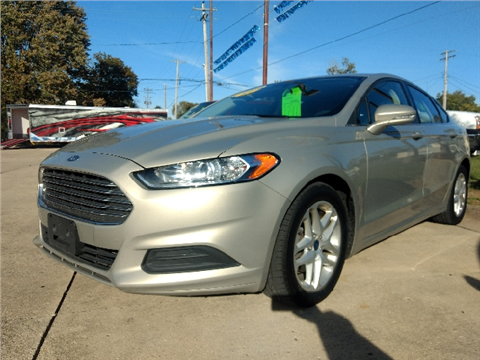 2015 Ford Fusion for sale in Monroe, MI