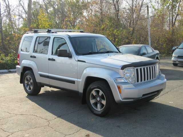 2008 jeep liberty 4x4 sport 4dr suv in clinton township mi. Black Bedroom Furniture Sets. Home Design Ideas