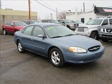 2001 Ford Taurus for sale in Clinton Township, MI