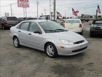 2002 Ford Focus for sale in Clinton Township, MI