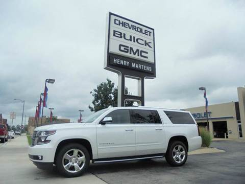2016 Chevrolet Suburban for sale in Leavenworth, KS