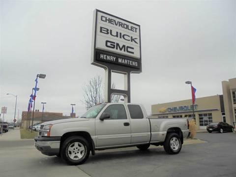 2005 Chevrolet Silverado 1500 for sale in Leavenworth, KS