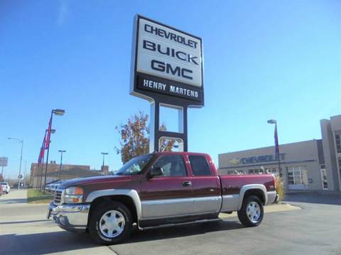 2005 GMC Sierra 1500 for sale in Leavenworth, KS