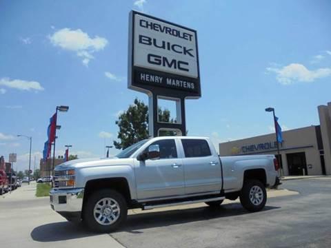 2017 Chevrolet Silverado 2500HD for sale in Leavenworth, KS