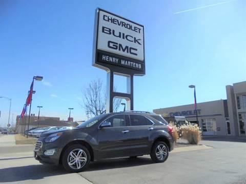 2016 Chevrolet Equinox for sale in Leavenworth, KS