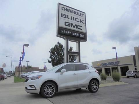 2017 Buick Encore for sale in Leavenworth, KS
