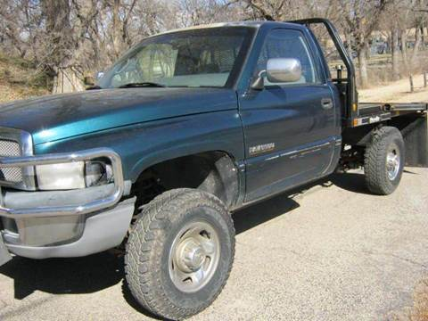 1996 Dodge Ram Pickup 2500 for sale in Phillipsburg, KS