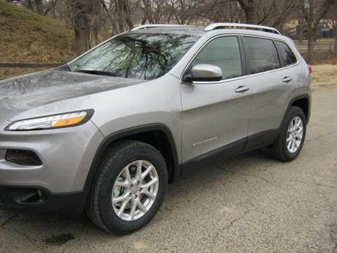 2017 Jeep Cherokee for sale in Phillipsburg, KS