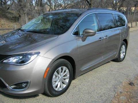 2017 Chrysler Pacifica for sale in Phillipsburg, KS