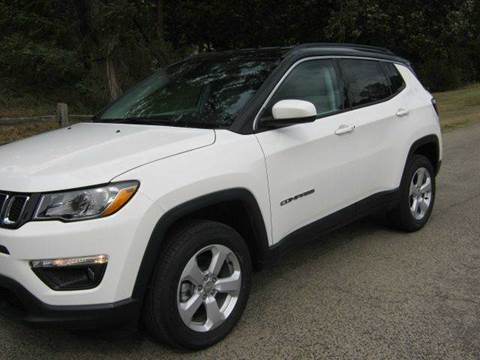 2018 Jeep Compass for sale in Phillipsburg, KS