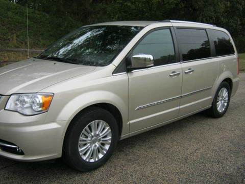 2012 Chrysler Town and Country for sale in Phillipsburg, KS