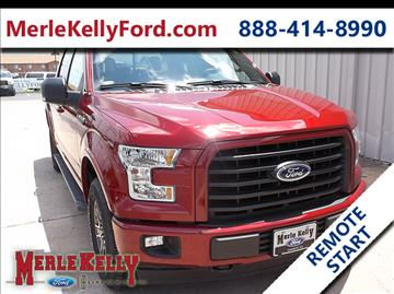 2017 Ford F-150 for sale in Chanute, KS