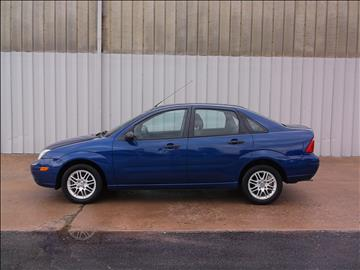 2006 Ford Focus for sale in Chanute, KS