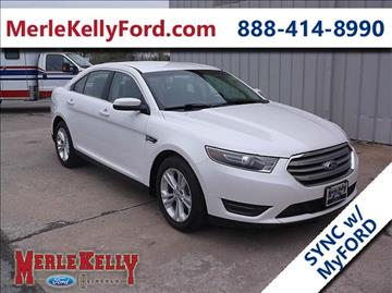 2014 Ford Taurus for sale in Chanute, KS