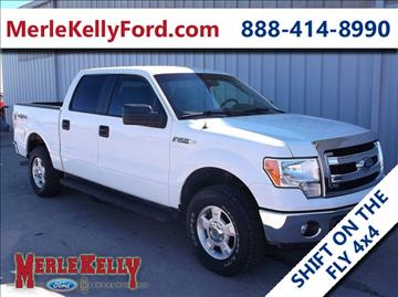 2014 Ford F-150 for sale in Chanute, KS