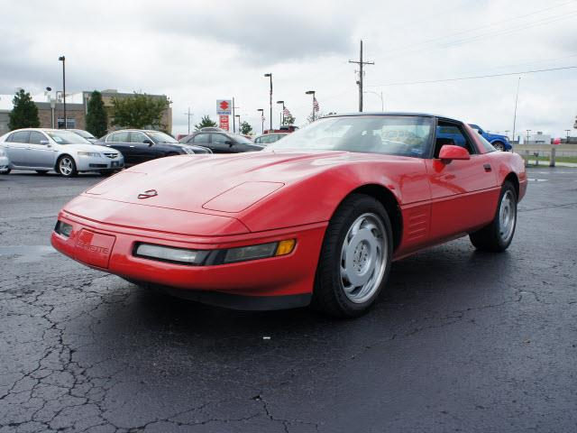 Used 1992 Chevrolet Corvette For Sale