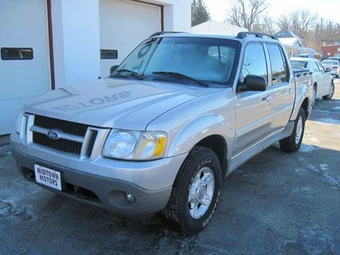 2003 Ford Explorer Sport Trac for sale in Waupaca, WI