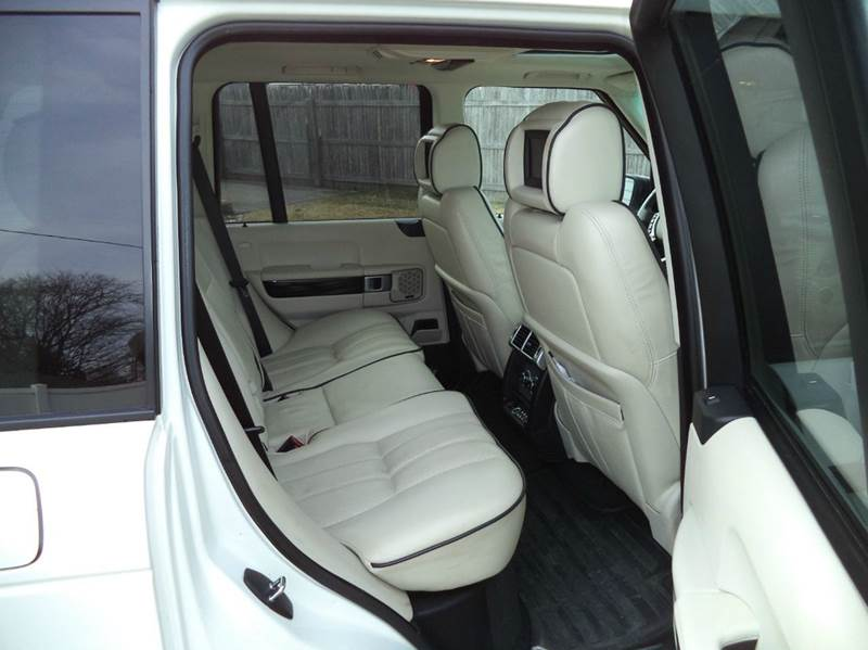 2007 Land Rover Range Rover Supercharged 4dr SUV 4WD - Grand Rapids MI