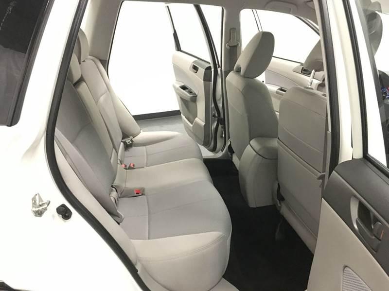 2013 Subaru Forester 2.5X AWD 4dr Wagon 4A - Grand Rapids MI