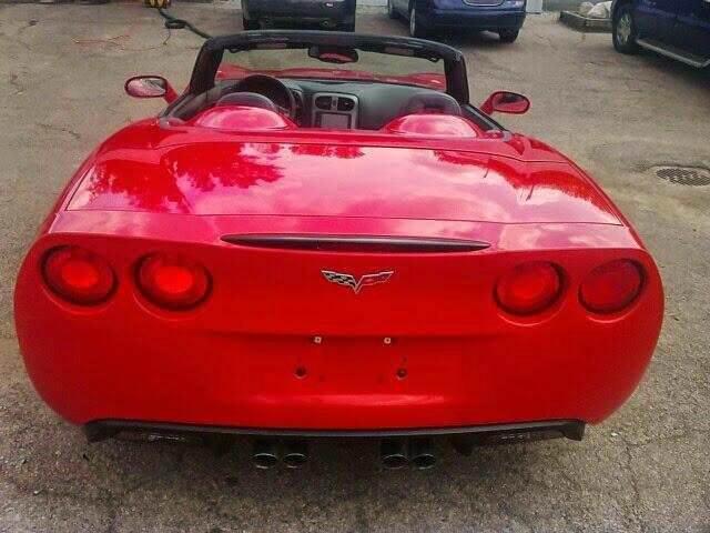 2007 Chevrolet Corvette 2dr Convertible - Grand Rapids MI