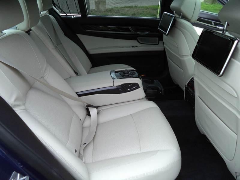 2013 BMW 7 Series AWD ALPINA B7 LWB xDrive 4dr Sedan - Grand Rapids MI