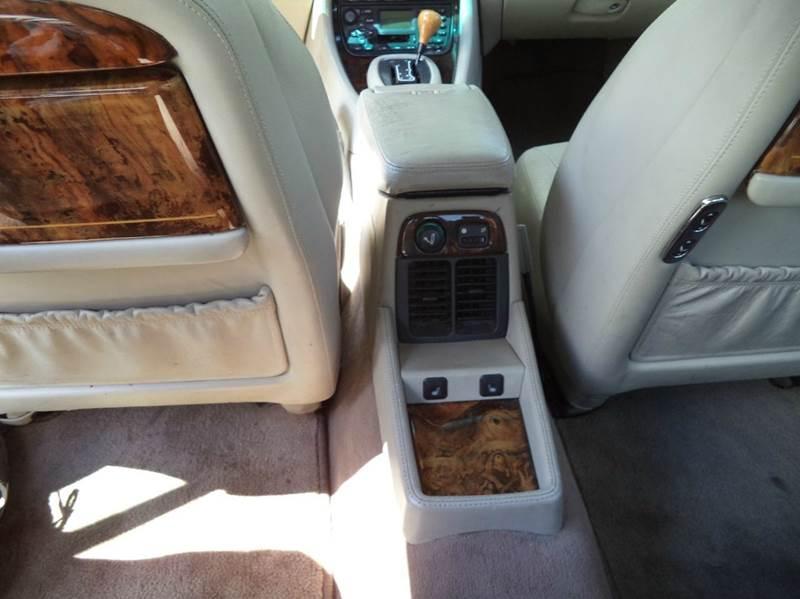 2000 Jaguar XJ-Series Vanden Plas 4dr Sedan - Grand Rapids MI