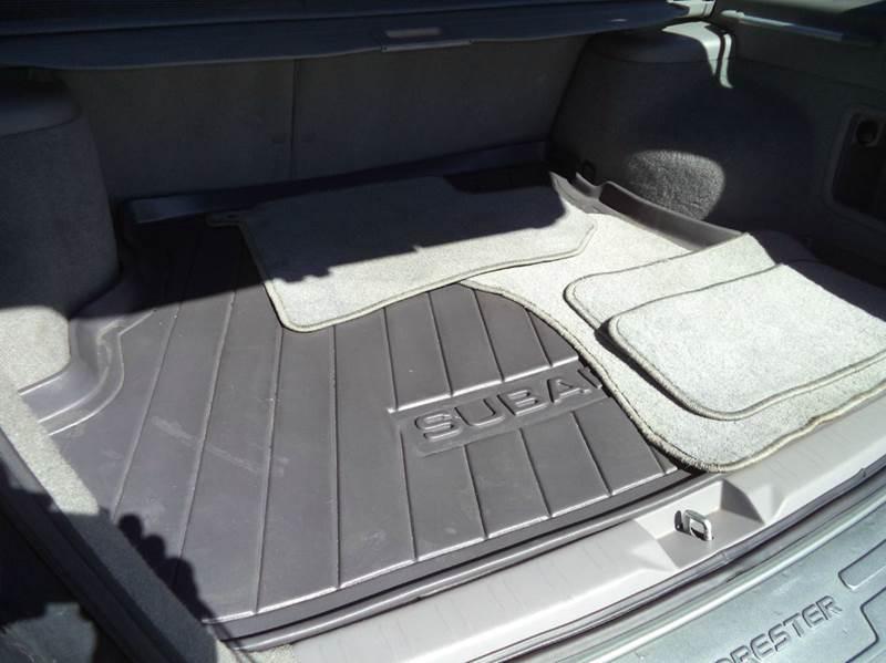 2007 Subaru Forester 2.5 X Premium Package AWD 4dr Wagon (2.5L F4 4A) - Grand Rapids MI