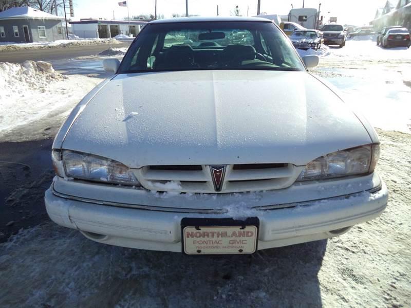 1992 Pontiac Bonneville SE 4dr Sedan - Grand Rapids MI