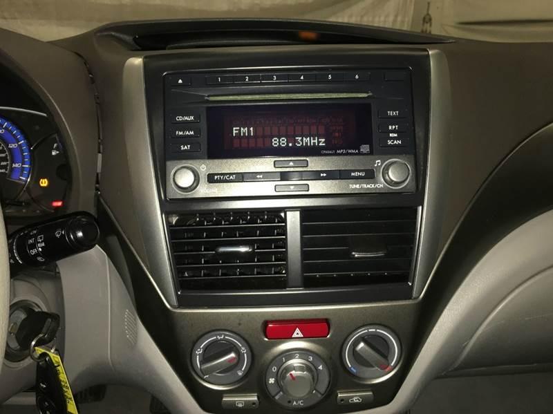 2010 Subaru Forester AWD 2.5X Premium 4dr Wagon 4A - Grand Rapids MI