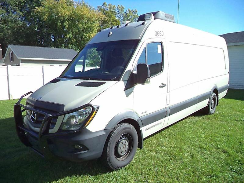 2014 mercedes benz sprinter cargo 2500 170 wb 3dr extended for Mercedes benz grand rapids mi