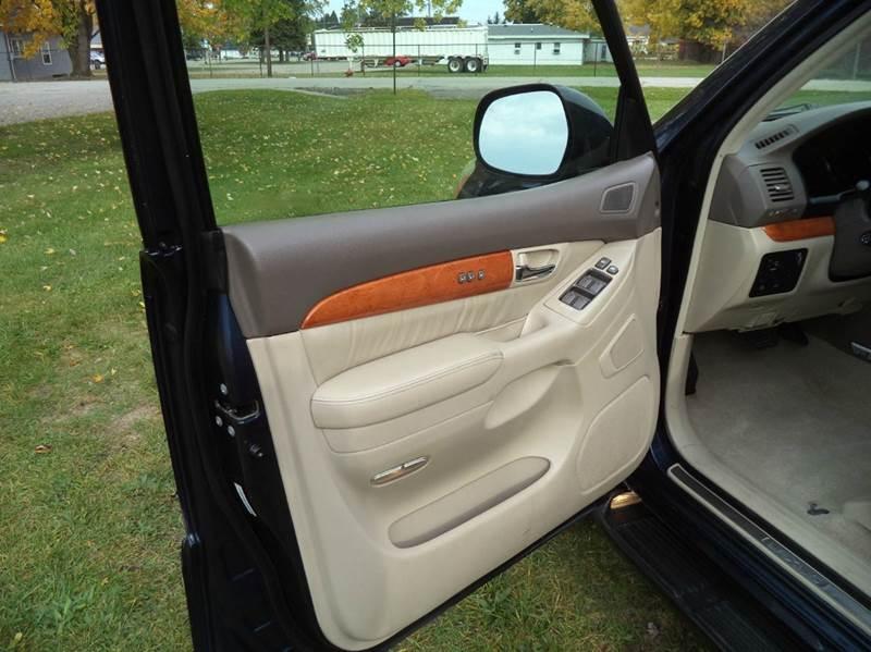 2004 Lexus GX 470 Base 4WD 4dr SUV - Grand Rapids MI