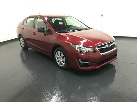 2015 Subaru Impreza for sale in Grand Rapids, MI