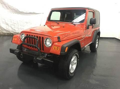 2006 Jeep Wrangler for sale in Grand Rapids, MI