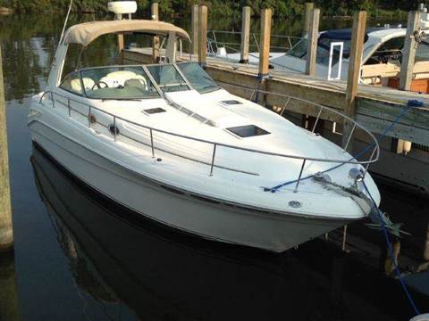 2000 Sea Ray Sundancer 340