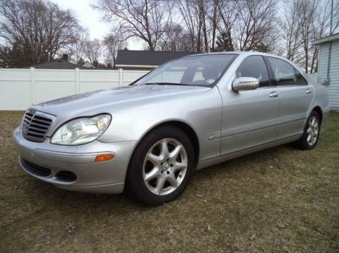 2006 Mercedes-Benz S-Class for sale in Grand Rapids, MI