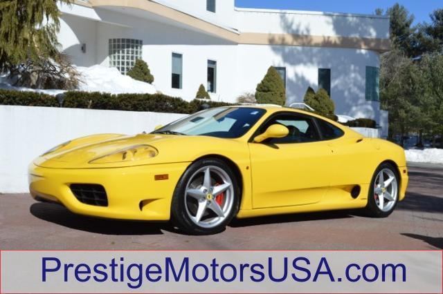 1999 ferrari 360 modena for sale in malden ma for Prestige motors malden ma