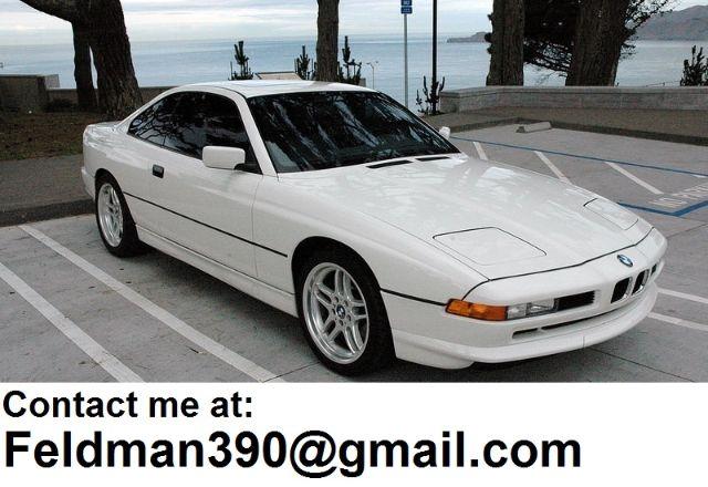 1991 bmw 8 series 850i 2dr coupe in malden allston for Prestige motors malden ma