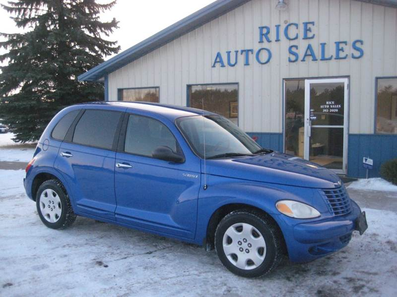 2005 chrysler pt cruiser for sale in minnesota. Black Bedroom Furniture Sets. Home Design Ideas