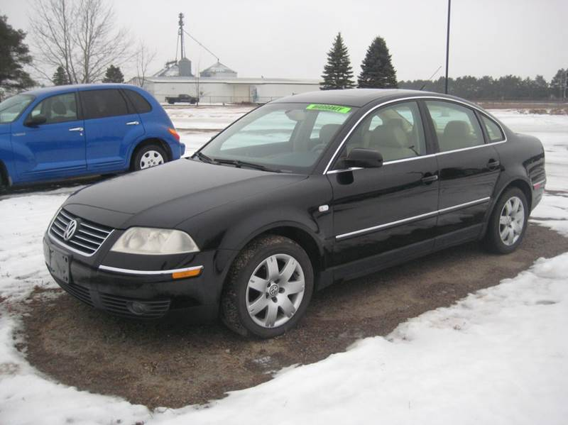 volkswagen passat for sale in rice mn. Black Bedroom Furniture Sets. Home Design Ideas