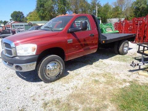 2007 Dodge Ram Chassis 3500 for sale in Houston, MO