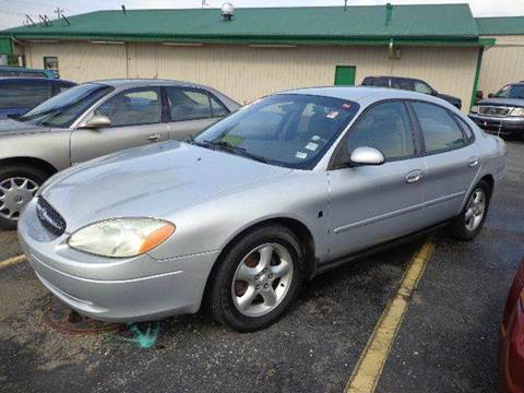 2001 Ford Taurus for sale in Houston, MO