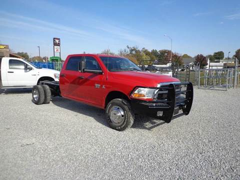 2011 RAM Ram Chassis 3500 for sale in Houston, MO