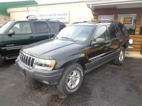 2003 Jeep Grand Cherokee for sale in Houston, MO